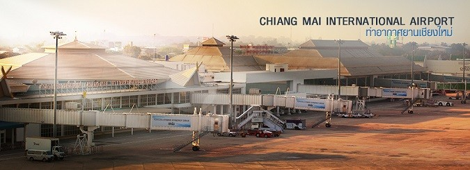 Kako doći do Chiang Mai-a ?