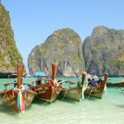 Koh Phi Phi – posjetite The Beach