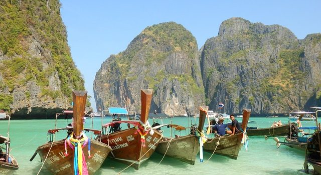 Koh Phi Phi – posjetite The Beach