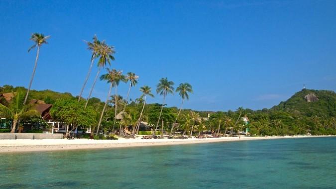 najbolje plaže tajlanda koh phangan