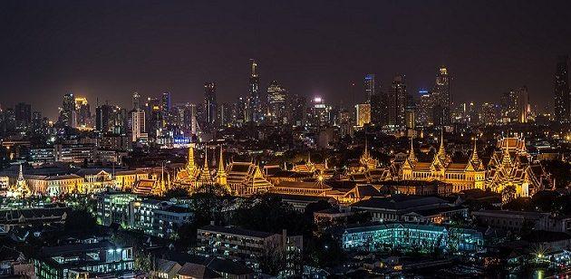 Bangkok znamenitosti