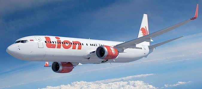 tajland avio karta lion air