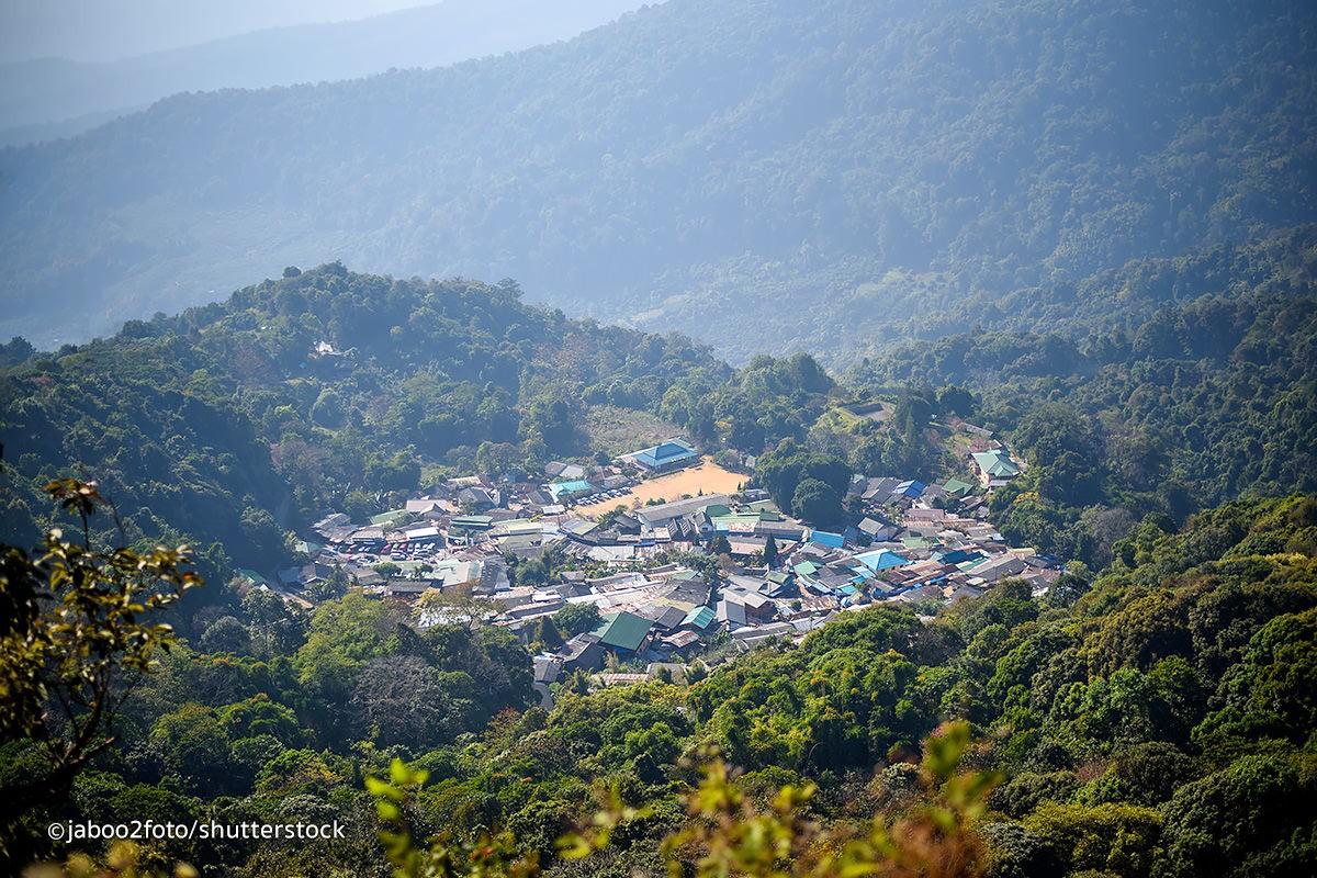 Doi Pui Tribal Village i nacionalni park – Chiang Mai izleti