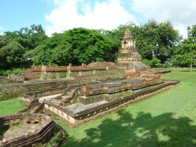 Wiang Kum Kam - Chiang Mai izleti