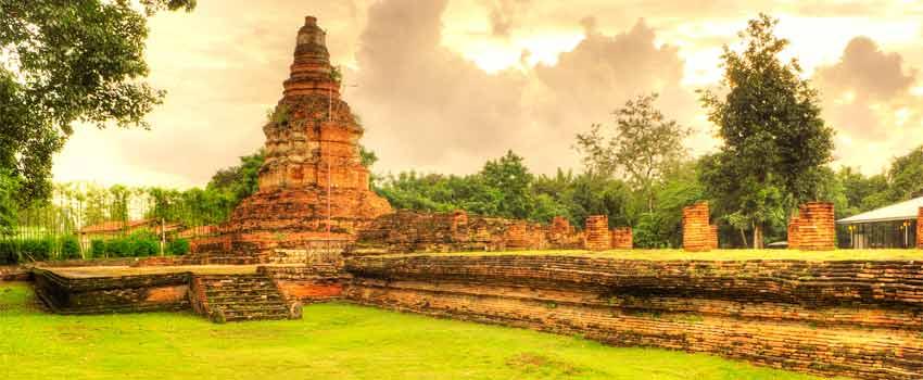 Wiang Kum Kam – Chiang Mai izleti
