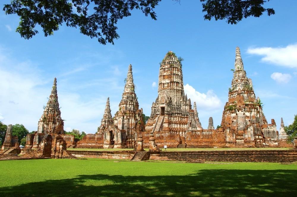 Ayutthaya općenito o destinaciji
