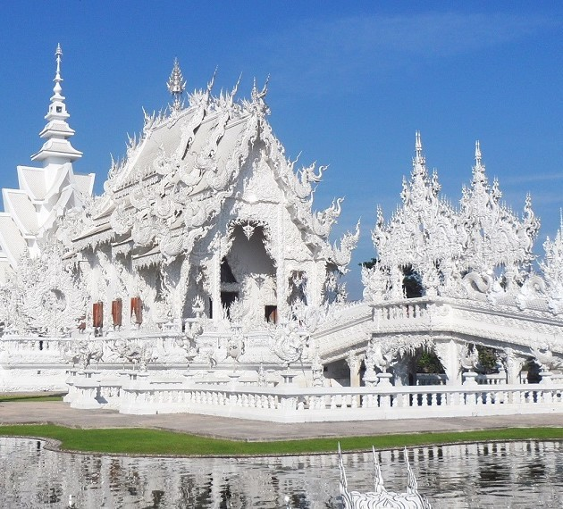 Chiang Rai znamenitosti