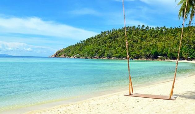 Najbolje plaže Koh Phangana