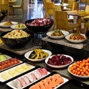 Top 5 buffet restorana u Bangkoku ispod 500 bahta