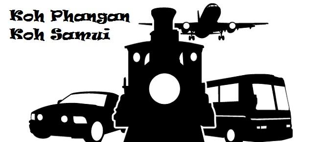 Koh Phangan – Koh Samui transferi