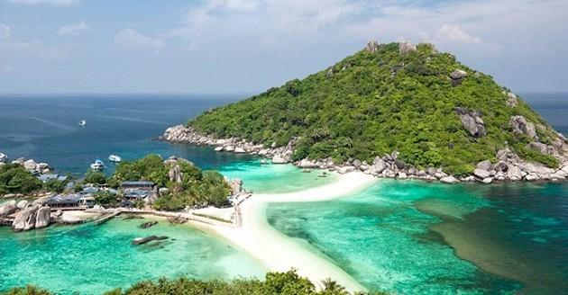 Koh Tao – rajski otok za ronioce