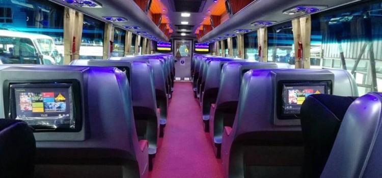 Fantastični  Sombat tour Viengping bus počeo s radom