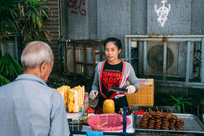 Bangkok planira ukloniti sve street food štandove s ulica thaimer net 3