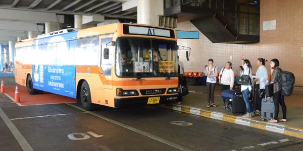 Nove autobusne shuttle linije s oba aerodroma prema centru Bangkoka
