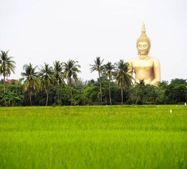 Tajland putopis: Ayutthaya i Ang Thong