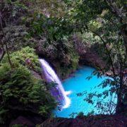 Putopis Filipini: divovske kitopsine i tirkizni Kawasan falls