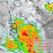 Ostaci tajfuna Damrey donose obilnu kišu na tajlandsku obalu