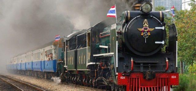 Vratite se u prošlost i putujte parnom lokomotivom