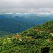 Mae Hong Son loop sjeverom Tajlanda