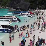 Zabranjuje se noćenje na Similan otocima