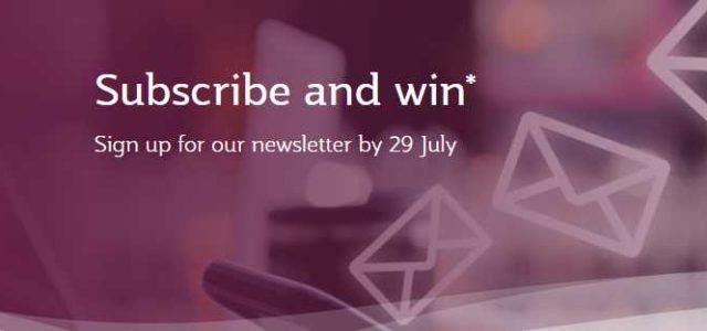 Pretplati se na mailing listu i osvoji jednu besplatnu povratnu aviokartu na bilo koju destinaciju Qatar Airways mreže