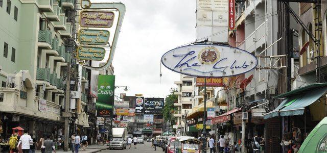 Kraj za legendarnu Khao San ulicu kakvu je znamo godinama?