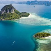 Krabi fakultativni izleti – 4 islands tour