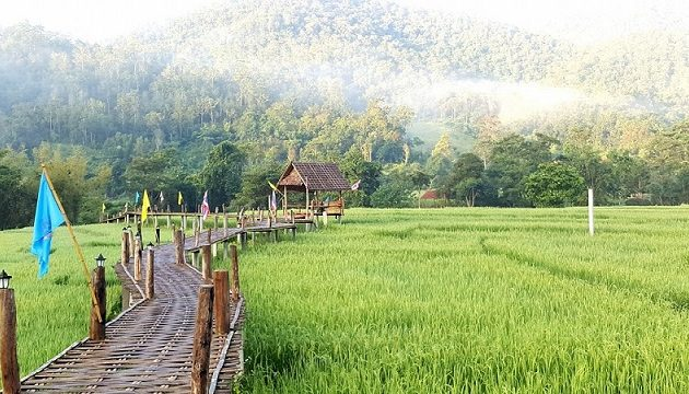 Pai – tajlandski hippy kutak