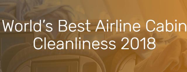 Proglašene najčišće aviokompanije… europljani na kapaljku