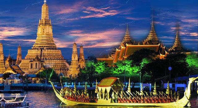 Božić u Bangkoku – letovi već od 369 eura