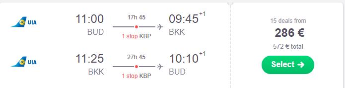 Jeftino u Tajland - let + hoteli za samo 2750kn po osobi