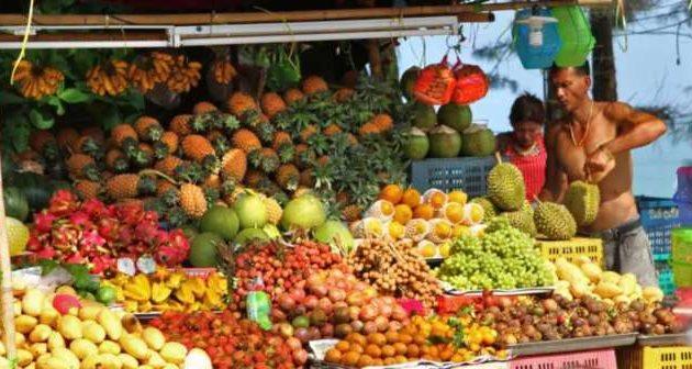 Voće koje morate probati dok putujete Tajlandom