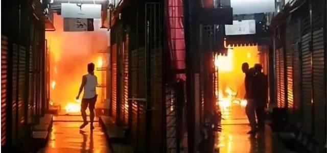 Na Chatuchak marketu buknuo požar oštetivši preko 100 trgovina