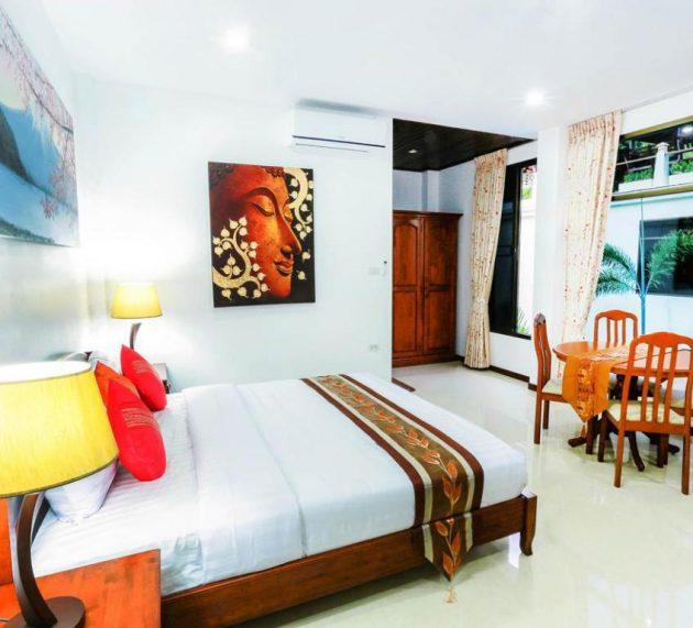 Deluxe soba s doručkom u 4* hotelu na Phuketu za samo 12 eura po osobi