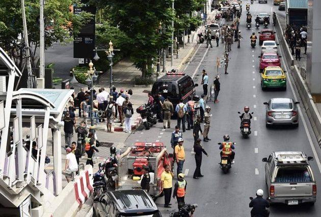 Serija eksplozija potresla  Bangkok. Ozlijeđene četiri osobe bez smrtno stradalih