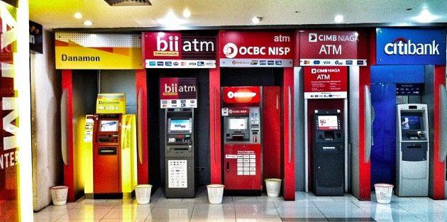 Bali – gotovina i kartice