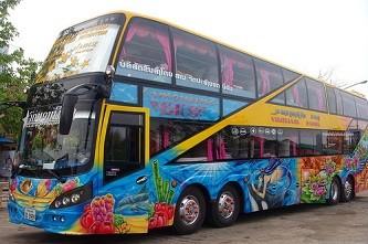 vip autobus tajland 32 seat 24 seat