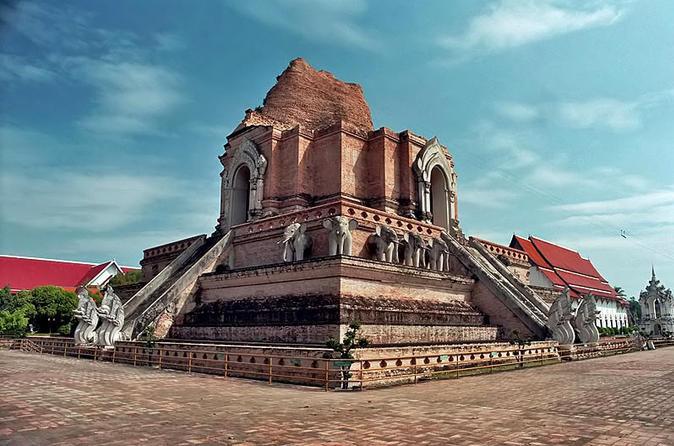 Chiang mai top 10 Wat Chedi Luang