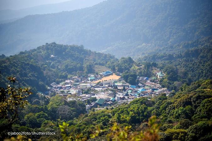 Doi-Pui-Village