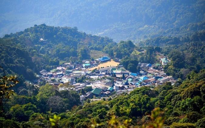 Hmong Tribal Village chiang mai