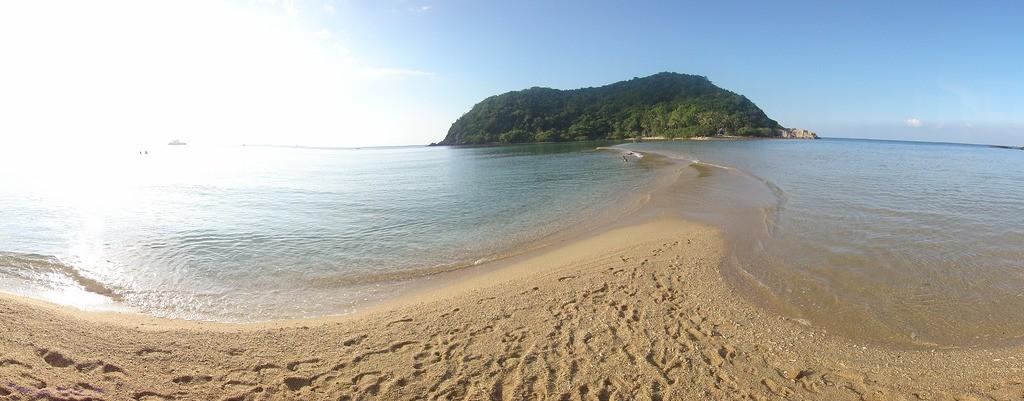 Mae Haad plaža prema Ko Ma