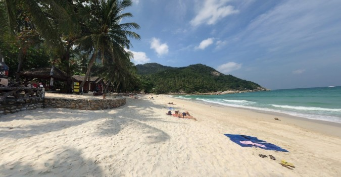 bottle beach koh phangan tajland najbolji otoci plaže iskustvo