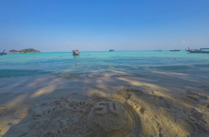 koh lipe rajski otok tajland iskustva sunrise beach