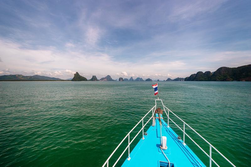 Putopis Tajland My name is Bond, James Bond tajland iskustvo